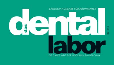 das dental labor 10-2018: Modellguss additiv gefertigt